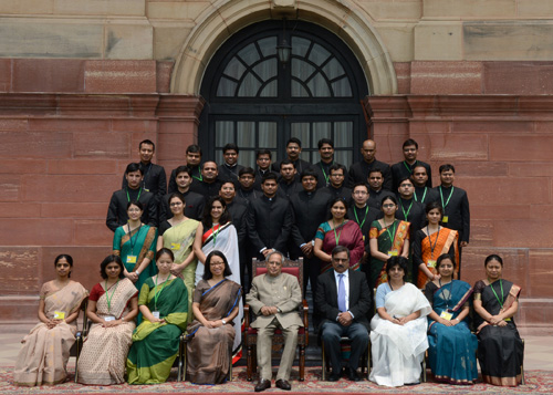 Probationers of Indian Foreign Service